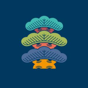 三階松[藍]
