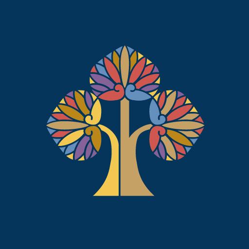 立ち葵[藍]
